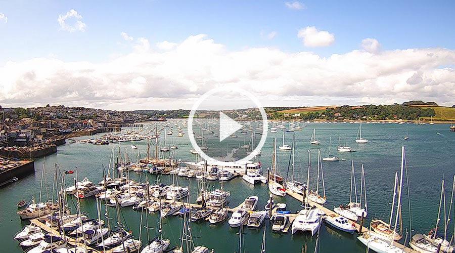 Falmouth Webcam Aspects Holidays